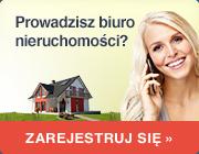 rejestracja dla pośredników nieruchomości